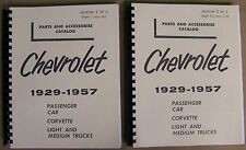 1946 1947 1948 1949 1950 1951 Chevrolet Car Truck Parts And Accessories Catalog