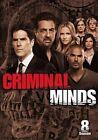 Criminal Minds Eighth Season 0097361441344 DVD Region 1 P H