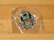 Transformers BotCon 2015 Cybertron's Most Wanted Oilmaster First Day Pin MISB
