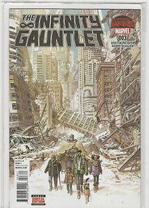 Infinity-Gauntlet-3-Marvel-Comics-Secret-wars-2015-Thanos-NM