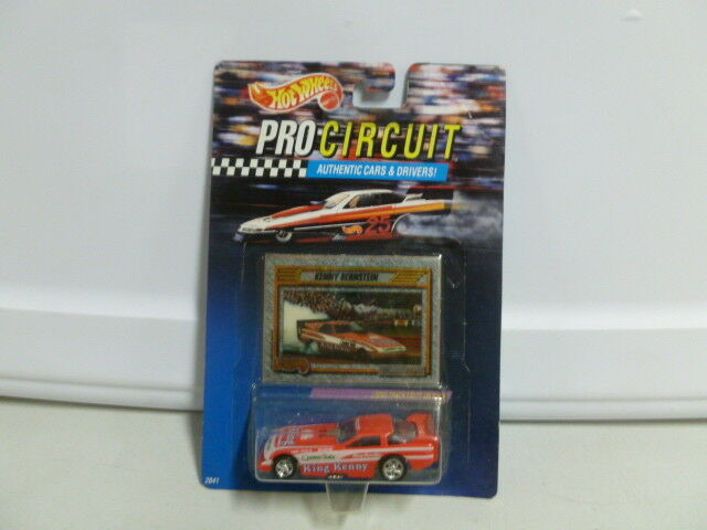 Hot Wheels Pro Circuit Kenny Bernstein