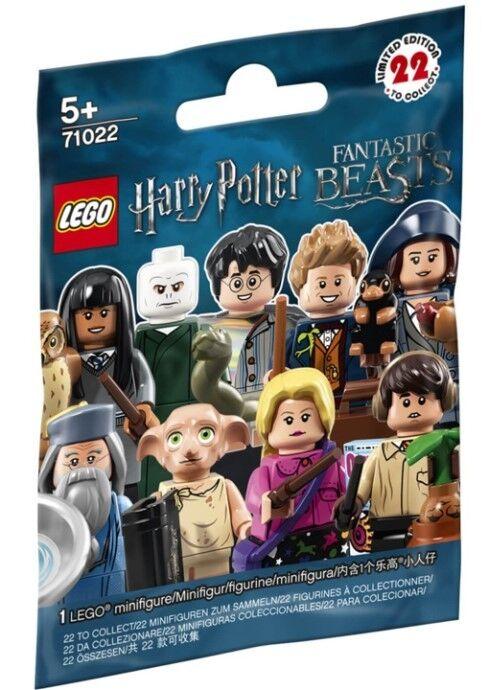 Lego Harry Potter Fantastisch Beasts Minifiguren 71022 - Wähle Deine Minifigur