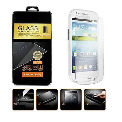 Protector pantalla cristal templado antigolpes para Samsung Galaxy S3 mini i8190