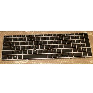 HP Elitebook 755 G3 G4 850 G3 G4 Tastatur Keyboard 836623-B31 US QWERTY ZBook15