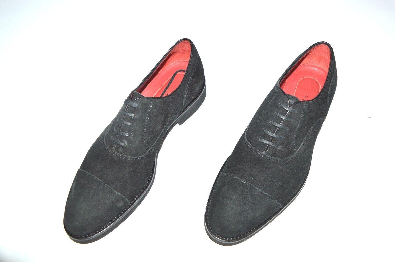 Nuevos Zapatos de piel Stefano Ricci talla nos 9 (COD 464)