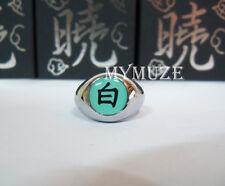 "Naruto Akatsuki Konan Cosplay Ring Symbol ""Bai"" Box Packed Anime"