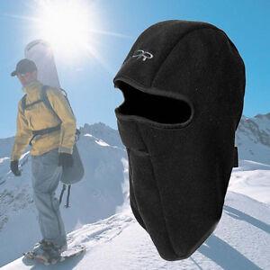Winter-Ski-Motorcycle-Fleece-Thermal-Balaclava-Neck-Full-Face-Mask-Cap-Cover-US