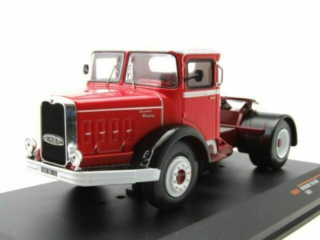 1:43 Ixo bernard 150 MB 1951 red//white