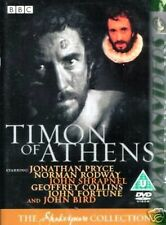 Timon Of Athens BBC Shakespeare Collection 1981 Jonathan Pryce Brand New DVD