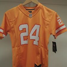 NFL Tampa Bay Buccaneers #24 On Field Football Jersey New Youth LARGE (14/16)