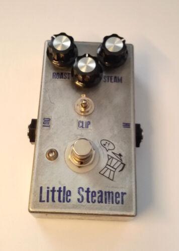 JDM Pedals Little Steamer Fuzz & Harmonic Overdrive 2N404 & 2N3565 transistors