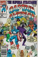 Captain America 390 - 1991 - Near Mint