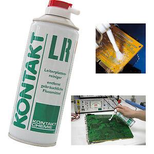 EUR4-45-100ml-Kontakt-LR-200ml-Flussmittelentferner-Leiterplatten-Reiniger-PCC
