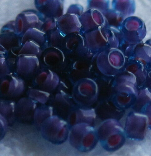 Matsuno Seed Perles-Taille 15-violet couleurs