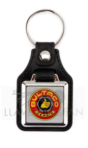 Keyring Portachiavi Schlusselring Porte Cles Schlüsselanhänger Bultaco MOD2