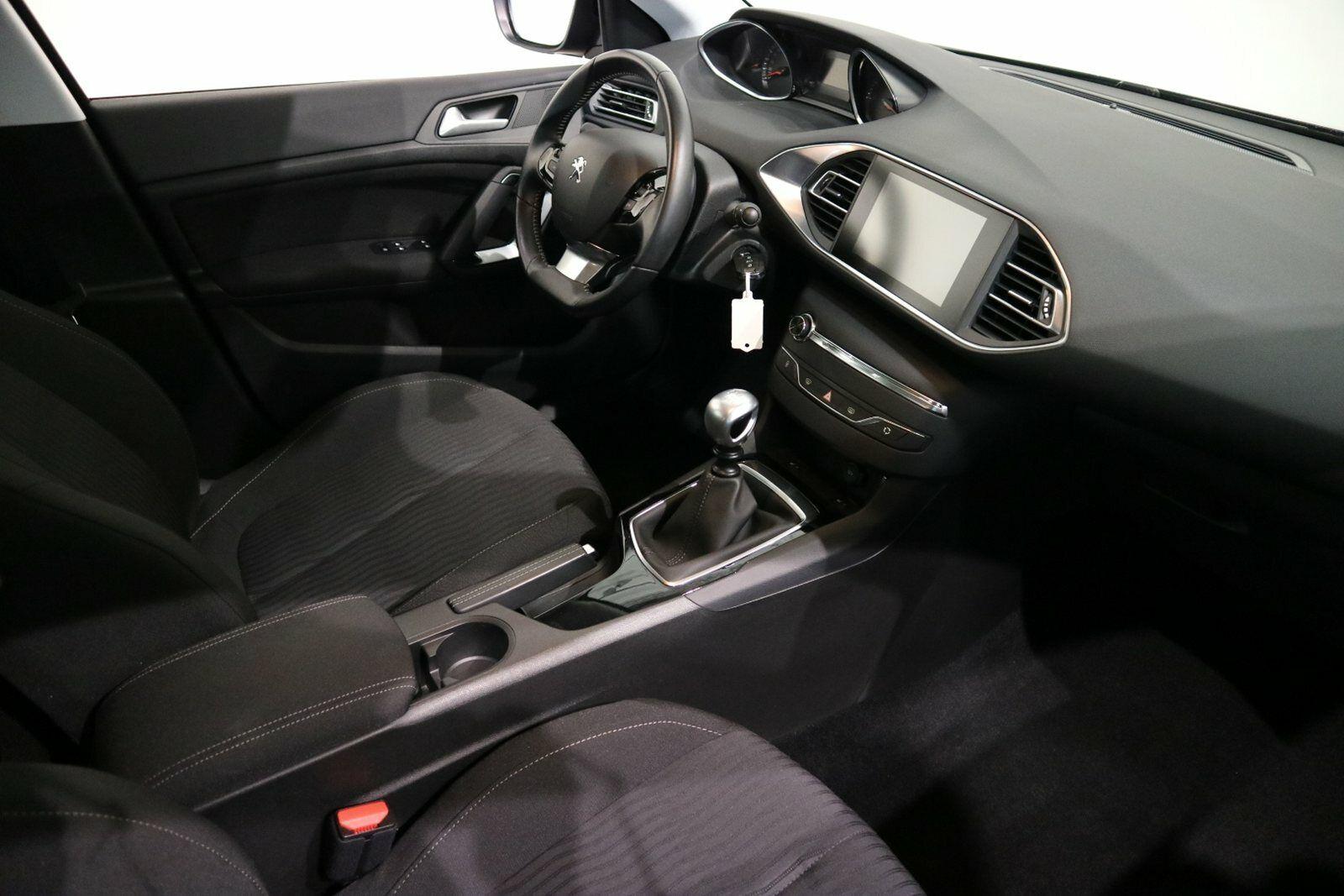 Peugeot 308 1,6 BlueHDi 120 Active - billede 4