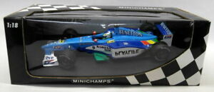 Minichamps-Escala-1-18-180-990009-B199-Benetton-Playlife-G-Ferrari-F1-coche
