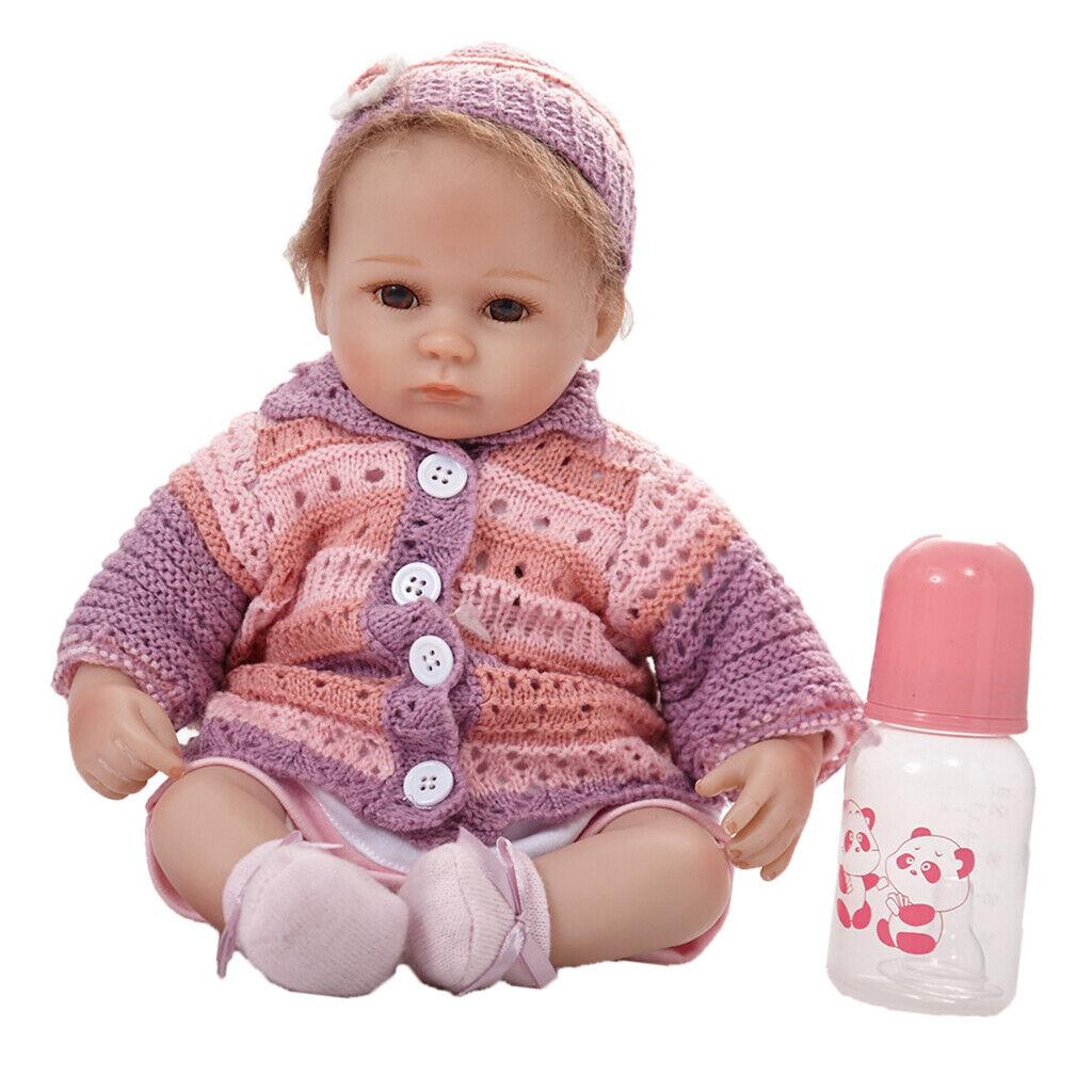 Bambola americana del bambino neonato  della bambola rinata realistica da 17  risparmia fino al 30-50% di sconto