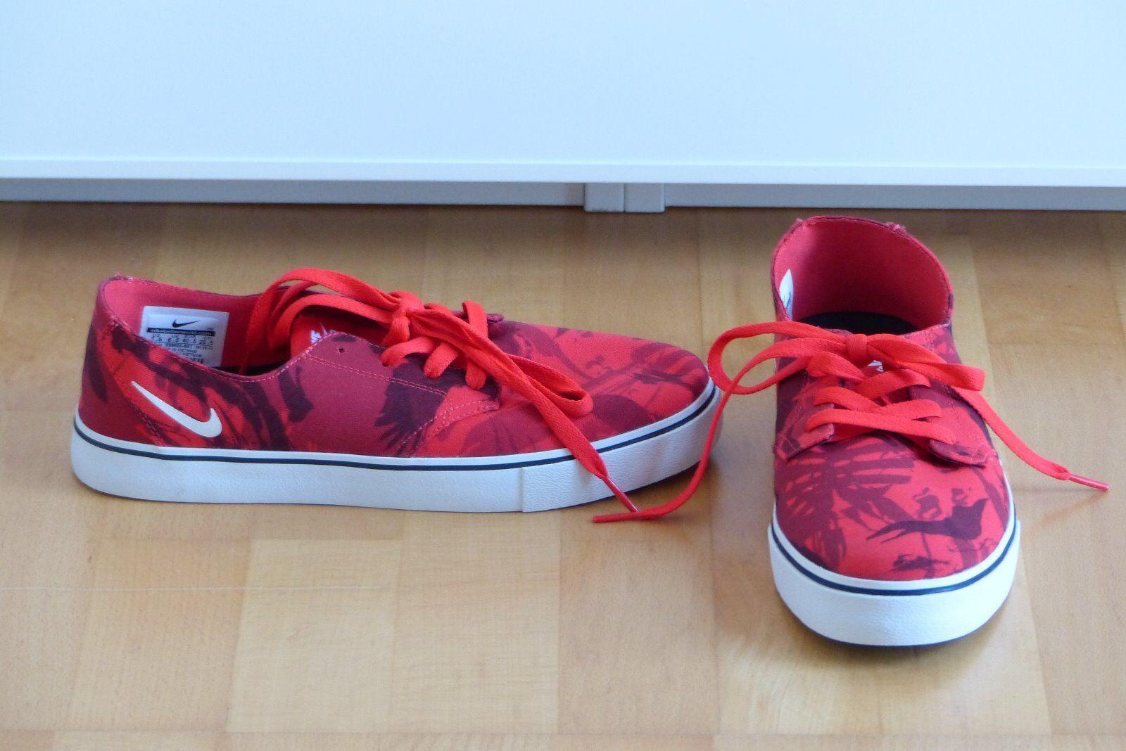 Nike Turnschuhe Turnschuhe rot EU 40.5 UK 6.5