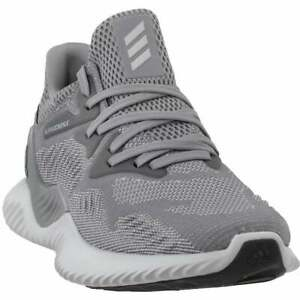 adidas-Alphabounce-Beyond-Womens-Running-Sneakers-Shoes-Grey-Size-11-5-B
