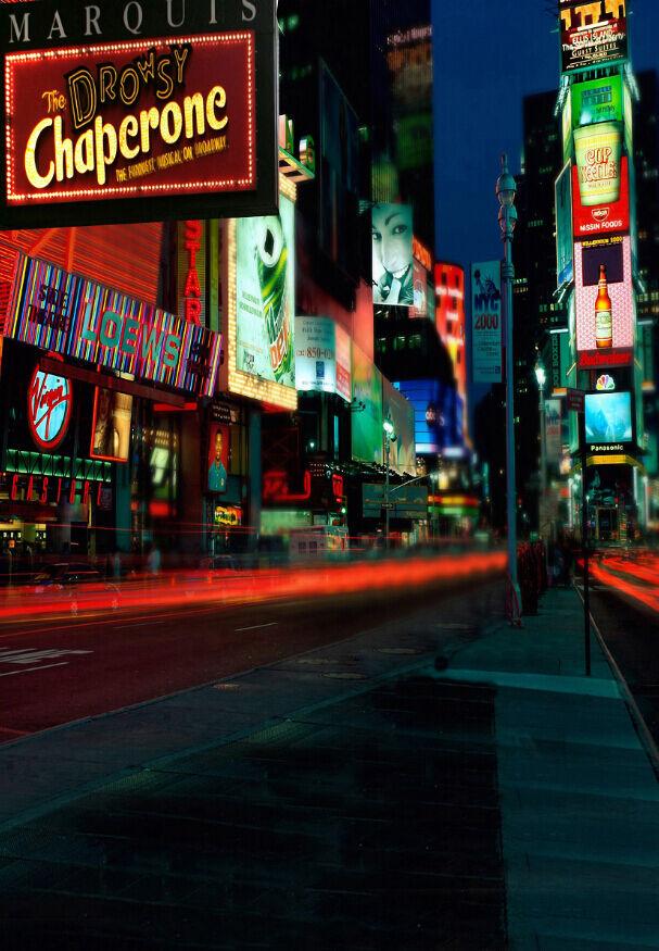3D City light night 2963 Paper Wall Print Decal Wall Wall Mural AJ WALLPAPER GB