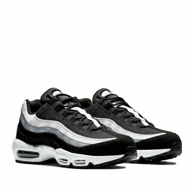 Size 10 - Nike Air Max 95 Essential Grey Shades 2019 for sale ...
