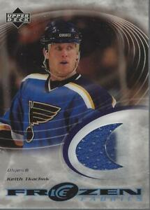 2003-04-Upper-Deck-Ice-Frozen-Fabrics-FFKT-Keith-Tkachuk-Jersey-NM-MT
