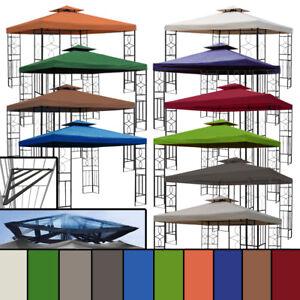 wasserdicht pavillon romantika 3x3m pvc wasserfest option metall dach 3x3 ebay. Black Bedroom Furniture Sets. Home Design Ideas