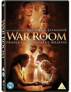 War Room DVD 2015 Priscilla C. Shirer Drama Region 2