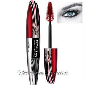 ccc811b1420 L'Oreal Paris False Lash Wings Intenza Mascara Intense Black 7ml NEW ...
