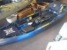 2017 Perception Pescador Pilot 12.0 Pedal Kayak - Sonic Camo **Minor Scratches**
