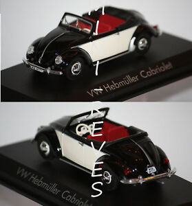 Norev-Volkswagen-Hebmuller-Cabriolet-noir-beige-1949-1-43-840014