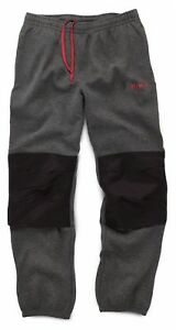 41341a27d6 Scruffs Vintage Fleece Jogger Pants Dark Grey (S-XXL) Workwear ...