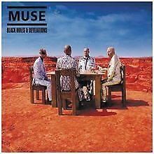 Black-Holes-amp-Revelations-von-Muse-CD-Zustand-gut