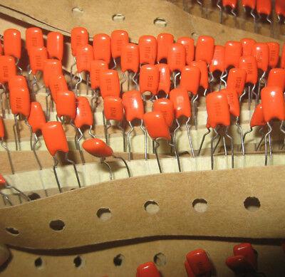 10//50PCS CBB NISSEI MMH 224K 630 V 0.22uF 220nF P22.5 métallisé Film Capacitor
