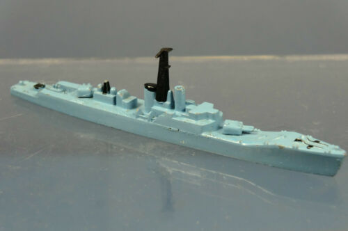 "TRI-ANG MINIC SHIPS MODEL No.M792  HMS /""TORQUAY/""  ANTI-SUBMARINE FRIGATE"