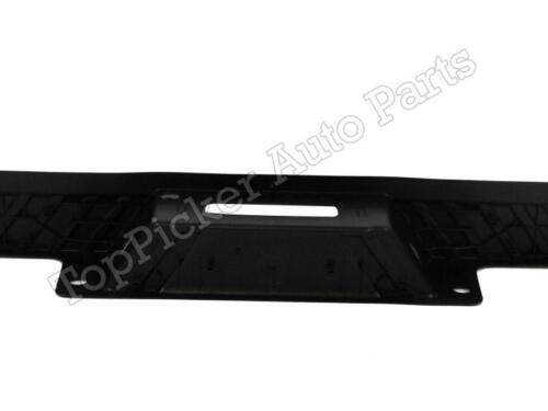 New Rear Step Bumper Top Pad For 2004-2008 Ford F150 StyleSide Truck With Holes