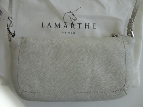 Ecru Veau Lamarthe En De Cuir Sac Paris Pochette Neuf aqvXSwvng