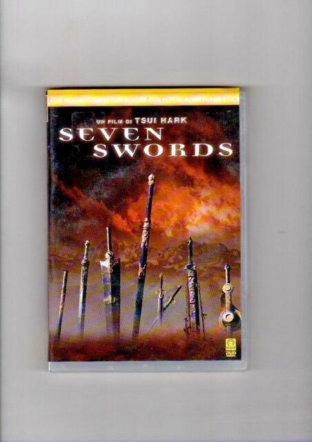 SEVEN SWORDS - DVD