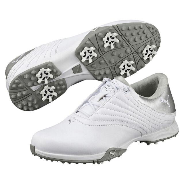 Puma Blaze Women Damen Golfschuhe Golf 188929 02 white