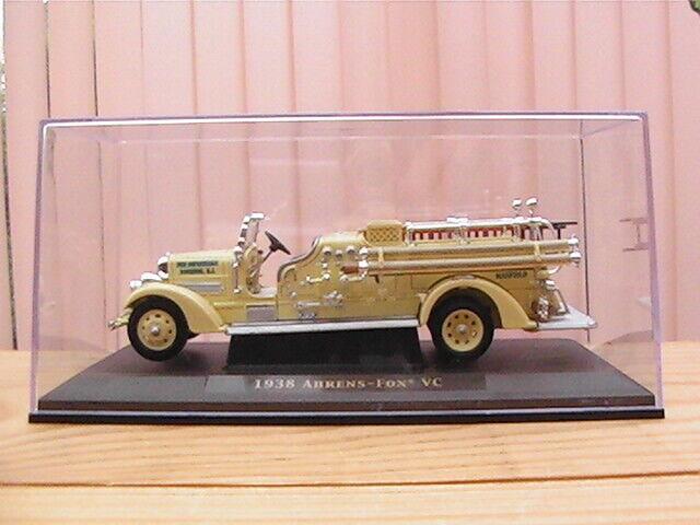 AHRENS-FOX  FIRE ENGINE 1938 1 32ème