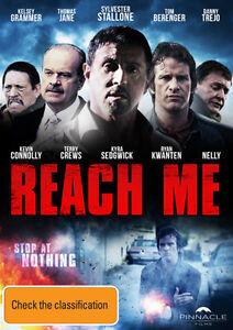Reach-Me-NEW-DVD-Sylvester-Stallone-Nelly-Danny-Trejo-REGION-4-Australia