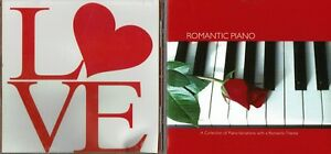 Details about Romance Music 2 CD Sexy Piano Instrumental Romantic Songs  Classical Mozart Bach