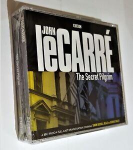 Details about THE SECRET PILGRIM John le Carre BBC Radio 4 Drama 3 Audio  CDs NEW SEALED