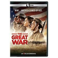 American Experience: The Great War (DVD, 2017, 3-Disc Set)