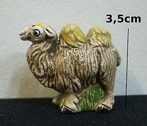 chameau en céramique miniature-collection-vitrine-animal sauvage-kameel **T1 5y1Xmf5w-08022515-941416647