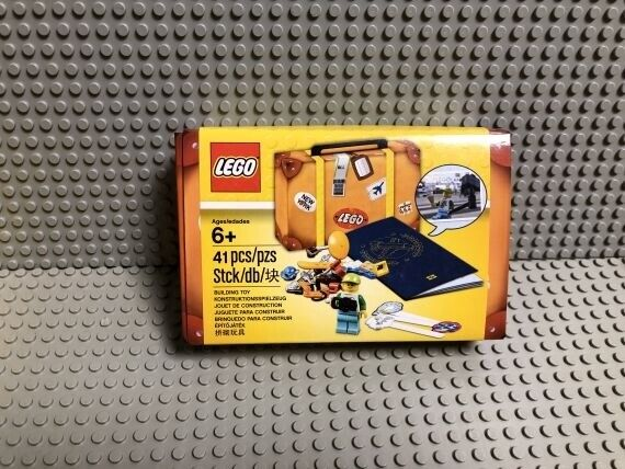 Lego Resien Construction Suitcase 5004932