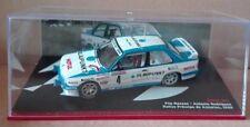 """DIE CAST """" BMW M3 RALLYE PRINCIPE DE ASTURIAS - 1989 """" SCALA 1/43"""