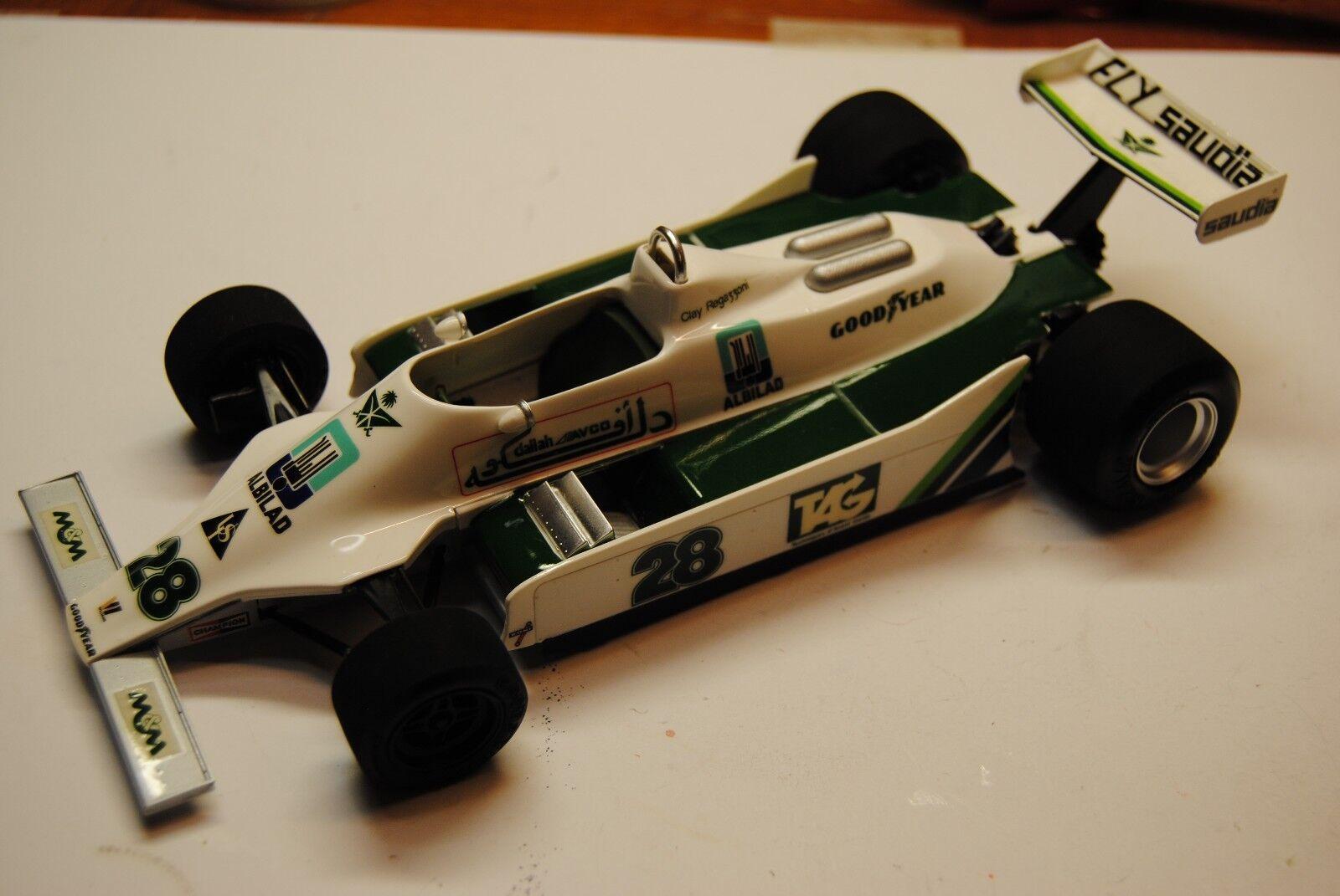 WILLIAMS FW 07 - 1/20 - - - TAMIYA built - Clay Regazzoni. 9abd82
