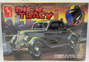 Dick Tracy: Maquette de coupé Ford à cinq fenêtres, échelle 1/36 1936 fabriquée en 1990 36881061076